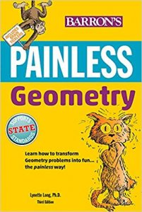 high school geometry book cover