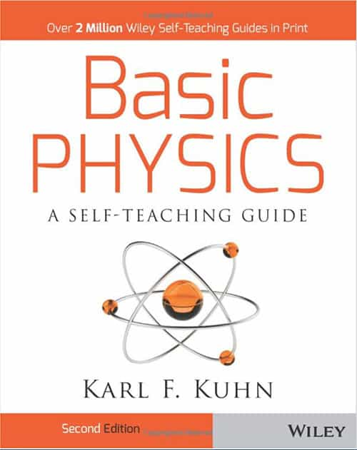physics instruction book cover
